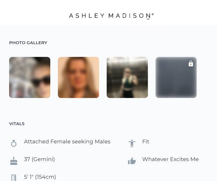 Ashley Madison Customer Review
