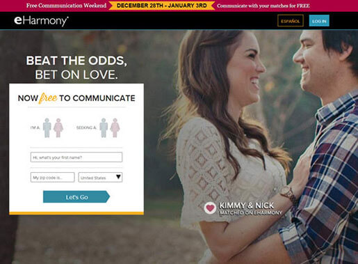 What is eharmony