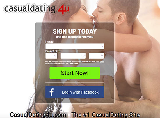 CasualDating4U.com