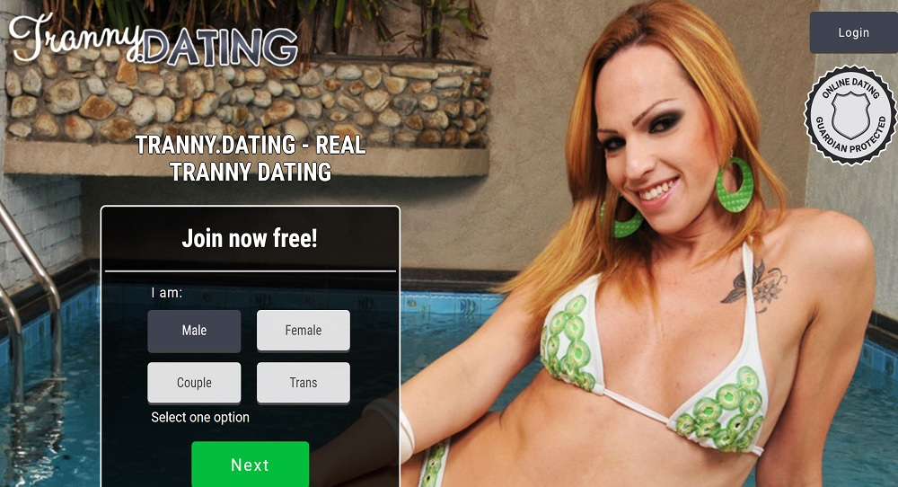Tranny.Dating