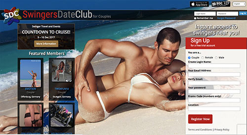 swinger dating site