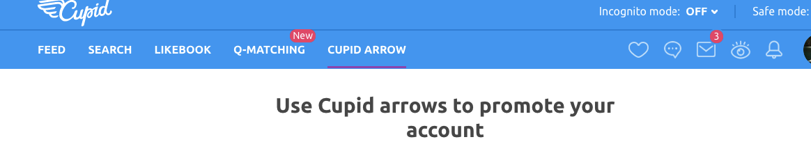 Is cupid a good hookup site